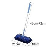 Kids/Infants Educational Play House Toys Cleaning Tools Toys - Mop, Blue