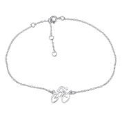 Anklet Cyclist 925 Sterling Silver