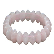 Lassiere Women's Flex Bracelet Rose Quartz