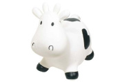 Toys Pure Bouncy Cow Bouncers, Black/White