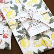 Fruit letterset