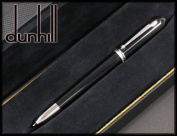 Alfred Dunhill Alfred Dunhill REVOLETTE 12MM sidecar revolving let NUB2303 multifunctional ball-point pen sill mechanical pencil black / black