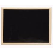 Mini-size child 600*450 60*45 for the Wood blackboard NBM-46 width 60* 45cm in height IRIS OHYAMA blackboard plain fabric Wood board menu board cafe board welcome board cafe shop magnet-adaptive magnet wall hangings family