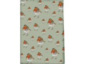 Ct Robin Tea Towel