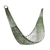 Unimango Nylon Mesh Rope Hammock Sleeping Nest Bed Cot For Hiking Camping Sports