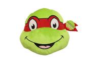 Nickelodeon Teenage Mutant Ninja Turtles Raphael Face pillow