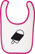 Baby Bib with Attractive Design Ice, Ice Lolly Moulds