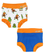 Baby Boys Toddler Potty Training Pants with Padded Liner