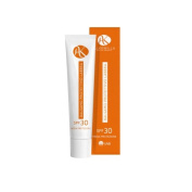 ALKEMILLA - Lip Balm Sun Protection Stick SPF 30- With Coconut Oil and Almond Oil- Soothes & moisturises 15 ml