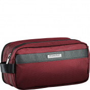 Briggs & Riley Transcend Kit Toiletry Bag, 24 cm, 1.2 L, Merlot