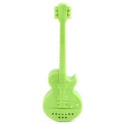 Kikkerland Rocking Tea Infuser Guitar Shaped Silicone