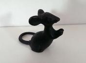 Cast Iron Mouse Ornament 9cm. Great Fir A Cheeseboard