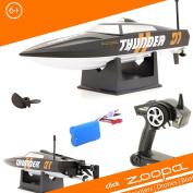 Acme – Zoopa Thunder # 01 Speed Boat | Including 2.4 Ghz Remote Control Ready To