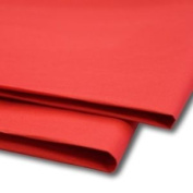 50 X Red Tissue Paper / Wrap / Wrapping Paper Sheets 50cm X 80cm