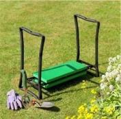 Garden Kneeler & Seat. Neatly Foldsaway For Storage