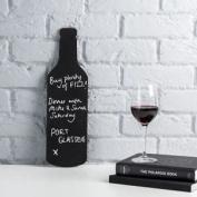 Bottle Shape Wooden Chalkboard For The Kitchen Or Bar! Great