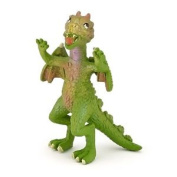 Papo Baby Dragon Figurine - Fantasy Dragonyoung 7cm 39091 New Action Figure