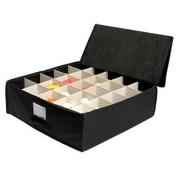60cm High Quality Black Storage Bag Christmas Decoration Toys Clothing Loft Shed