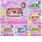 Magic Moments Disney Princess Build Create Play Scene Figure Cinderella Ariel