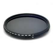 58mm Variable Fader ND Filter Neutral Density Adjustable ND2 ND4 ND8 ND10 to ND400 for DSLR Canon Nikon Pentax Olympus