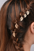 Cuhair(tm) 10pcs(5pc gold, 5pc silver) women Girls Unique Hair clip barrettes Hair pin accessories metal party