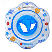 moinkerin Children Baby Infant Kids Toddler Inflatable Round Seat Float Swim Ring Swimming Flipper circle for Swim Help 1-5 Years old Colour Range