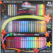 3D pen x 64 book set glitter pen glitter glue USA ELMER's.