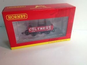 Hornby R6696 Oo Gauge 4 Plank Waggon Coltness Co 432 Blairhall Colliery