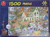 Jan Van Haasteren - The Storm Jigsaw Puzzle