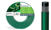 1.3cm 15m Reinforced Garden Hose Pipe For Plants Watering Outdoor - Eco