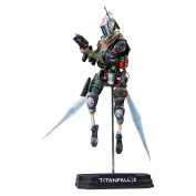 Green Titanfall 2 Jester 18cm Collectible Action Figure (uk Import) Ac New