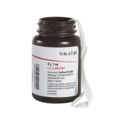 Cardinal Health 55CPG145P 0.6cm . x 5 Yds Sterile Plain Packing Strip