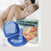 HHORD Health Snore Stopper Mouthpiece - Snoring Solution, Sleep Aid Night Mouth Guard Bruxism Mouthpiece