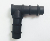 Nutley's Elbow Hosepipe Connectors, 16mm For 13mm 10