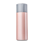 YIHANG @ Stainless Steel Insulated Cup Men And Women Creative Fashion Vacuum Cup Portable Leakproof Office Cup,Pink