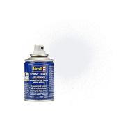 Revell Revell34301 White Silk Spray Colour Paint - Acrylic Colour Silkyy Finish