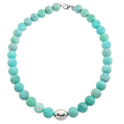Lassiere Women's Amazonite Necklace 45 cm