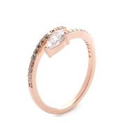 mes-bijoux. FR Fionia Pink Ruby – Ladies Ring – 8db0033rgv