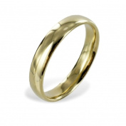 Ass 333 gold Size 17 (54) Women's and Men's ring engagement ring wedding rings wedding rings