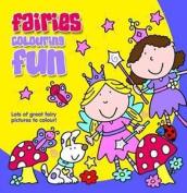 Holland Publishing 488h Fairies Colouring Fun Childrens Colouring Book - New