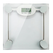 Ibepro Digital Body Weight Scale With Step-on Technology, 180kg