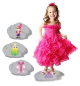 Princess Party Games - 3 Games In One Handy Pack