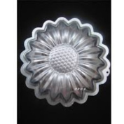 Sun Flower Aluminium Cake Mould Pan By Mister Chef
