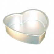 Heart Aluminium Cake Mould Pan By Mister Chef