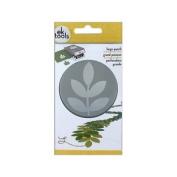 Ek Success Large Punch Five Leaf Branch - Stackable 5430326 Punch5