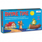 Rhyme Time Educational Game - Creative Games Cre0212