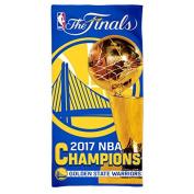Golden State Warriors WinCraft 2017 NBA Finals Spectra Beach Towel