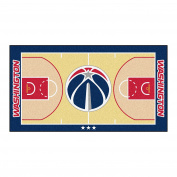 FANMATS NBA Washington Wizards Nylon Face NBA Court Runner-Small