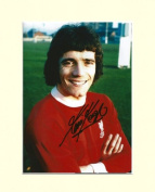 KEVIN KEEGAN LIVERPOOL FC ENGLAND SIGNED AUTOGRAPH PHOTO PRINT IN MOUNT