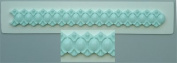 Patterned Border 1 - Silicone Icing Moulds for Cake and Cupcake Decoration